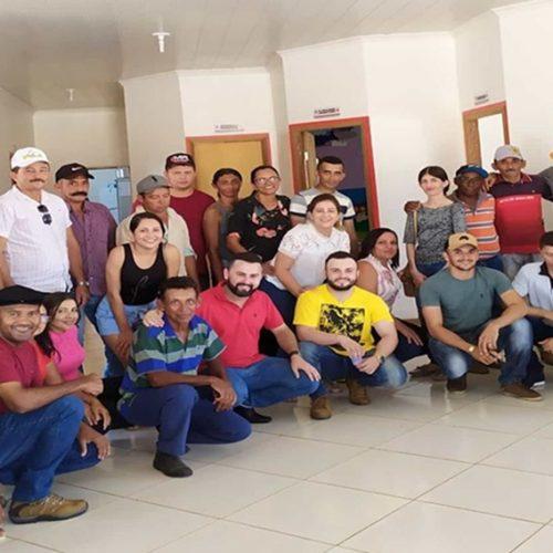 Secretaria de Agricultura de Jacobina do Piauí realiza reunião deavaliaçãoe planejamento de ações