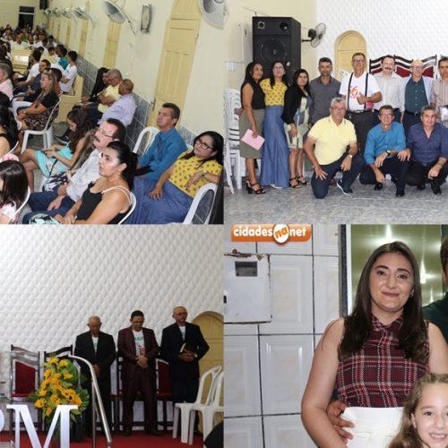 Culto é realizado em comemoração ao aniversário de Padre Marcos