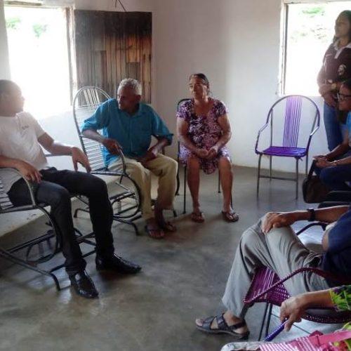 FRANCISCO SANTOS | Comunidades são contempladas com visitas de seminaristas de Picos