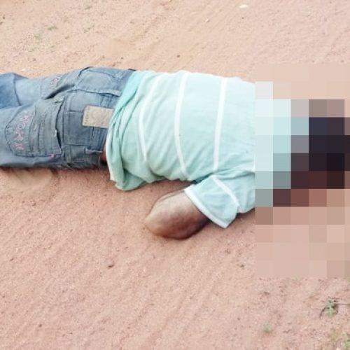 Homem é encontrado morto entre Campo Grande e Belém do Piauí