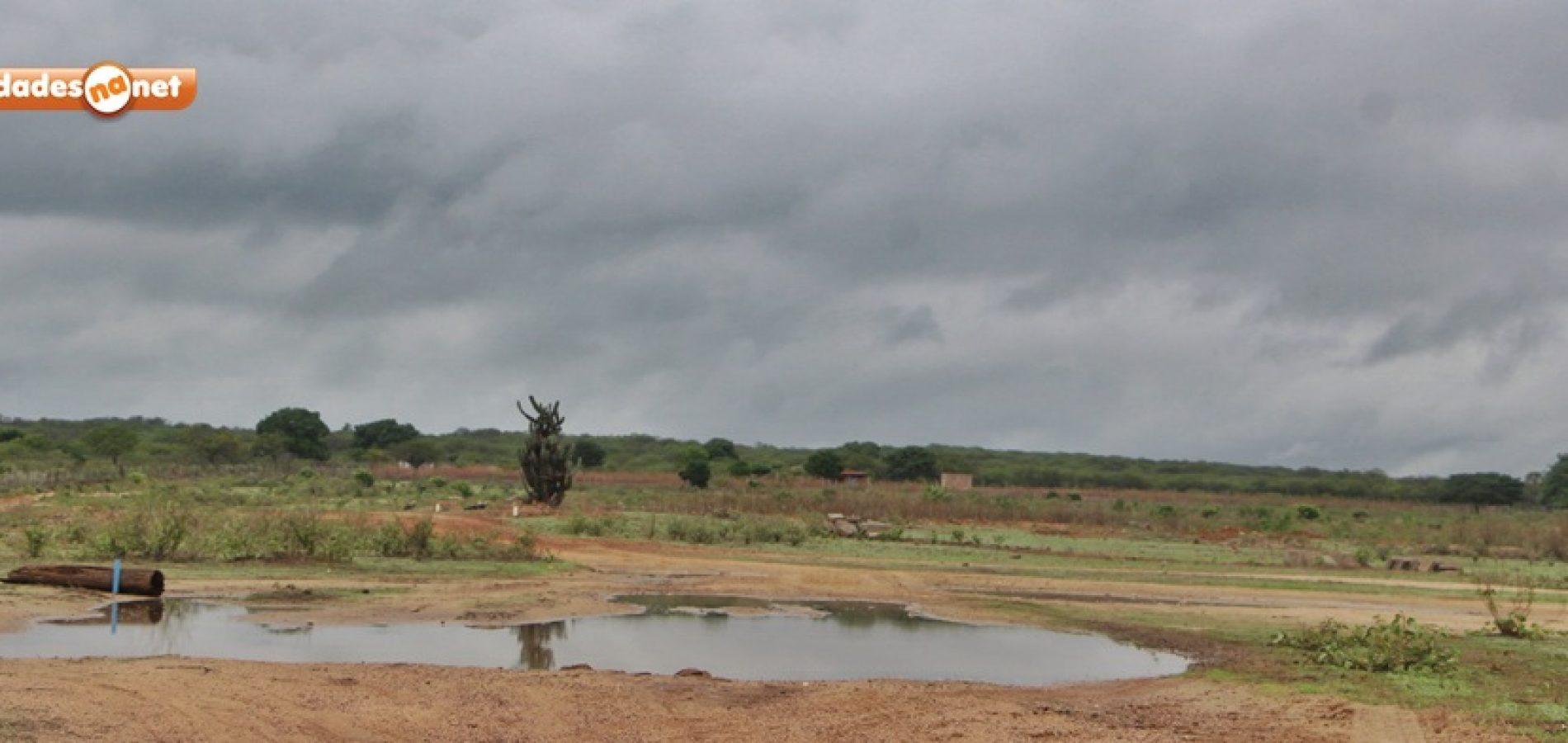 Previsão aponta chuva forte em parte do Nordeste e centro-norte do Piauí tem alerta de temporais