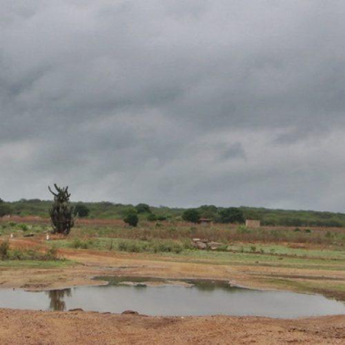 Inmet aponta chuva em Jaicós e outros municípios do PI esta semana