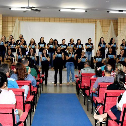 PICOS   IMH realiza 1ª reunião de pais e mestres da Educação Infantil e Ensino Fundamental