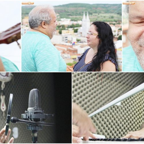 CLICKS DO MÊS   De Picos, contamos a história de Jorginho, o músico que vê com o coração; veja ensaio!