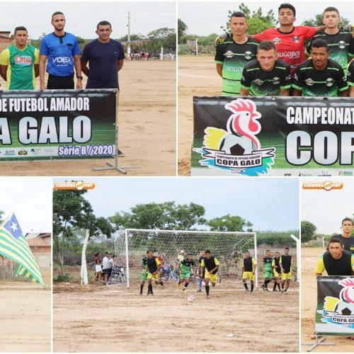 JAICÓS   Copa Galo 2ª divisão é aberta com vitória da Pitombeira sobre o Jabiraca