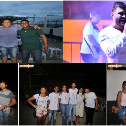 Veja quem curtiu a 'Festa da Virada' com Robson Farra na Arena Galo, em Jaicós