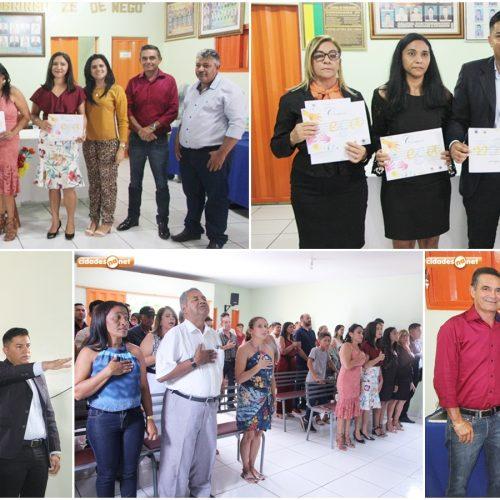 CMDCA realiza solenidade de posse dos novos conselheiros tutelares de Geminiano