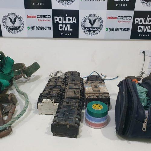 Energia furtada no Piauí daria para abastecer pequena cidade do interior