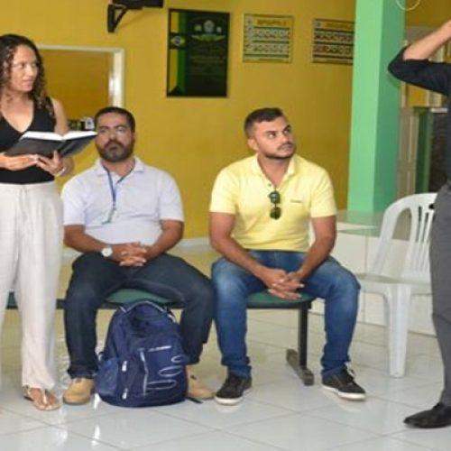 Câmara Setorial da mandiocultura é criada durante reunião realizada em Marcolândia