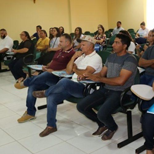 Audiência final do Plano de Saneamento Básico e Resíduos Sólidos é realizada em Caldeirão Grande do Piauí