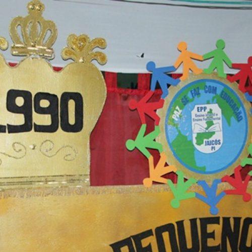 Escolinha Pequeno Polegar completa 30 anos de atuação na educação de Jaicós
