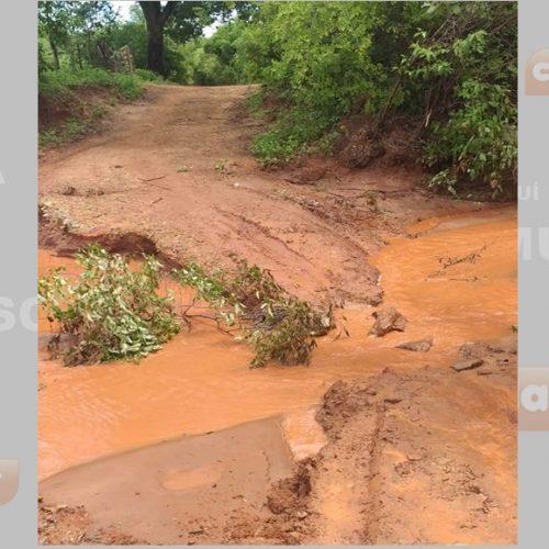 Prefeito decreta situação de emergência após ponte cair e isolar cidade do interior do Piauí