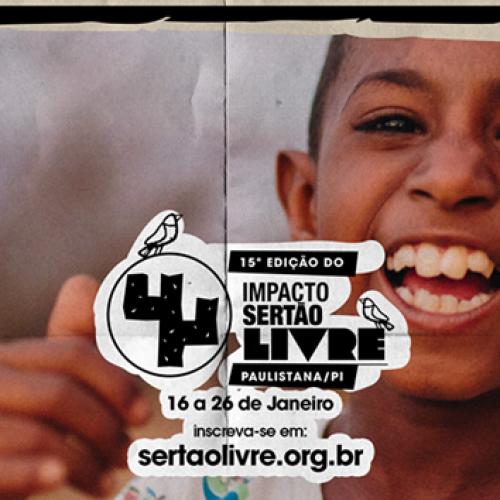 Projeto Impacto Sertão Livre será desenvolvido em Paulistana; veja programação
