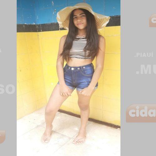 Meninade 13 anos morre vítima de câncer e comove a cidade deMarcolândia