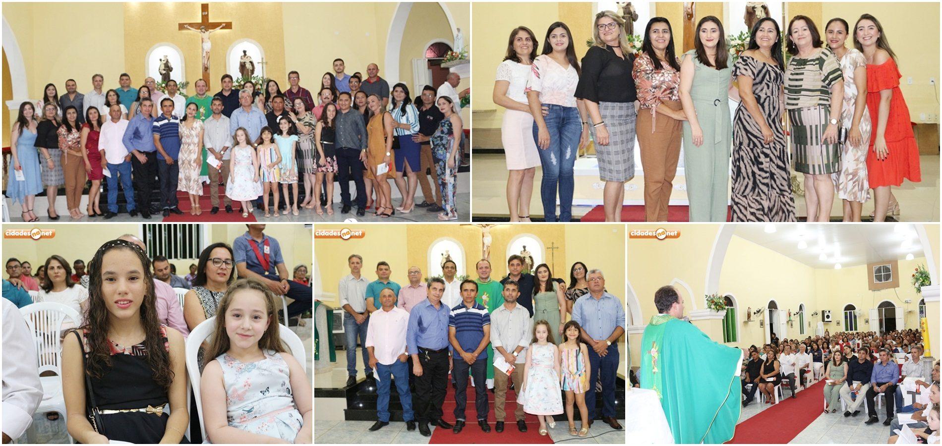 Missa em ação de graças celebra aniversário de 56 anos de Padre Marcos; veja fotos!