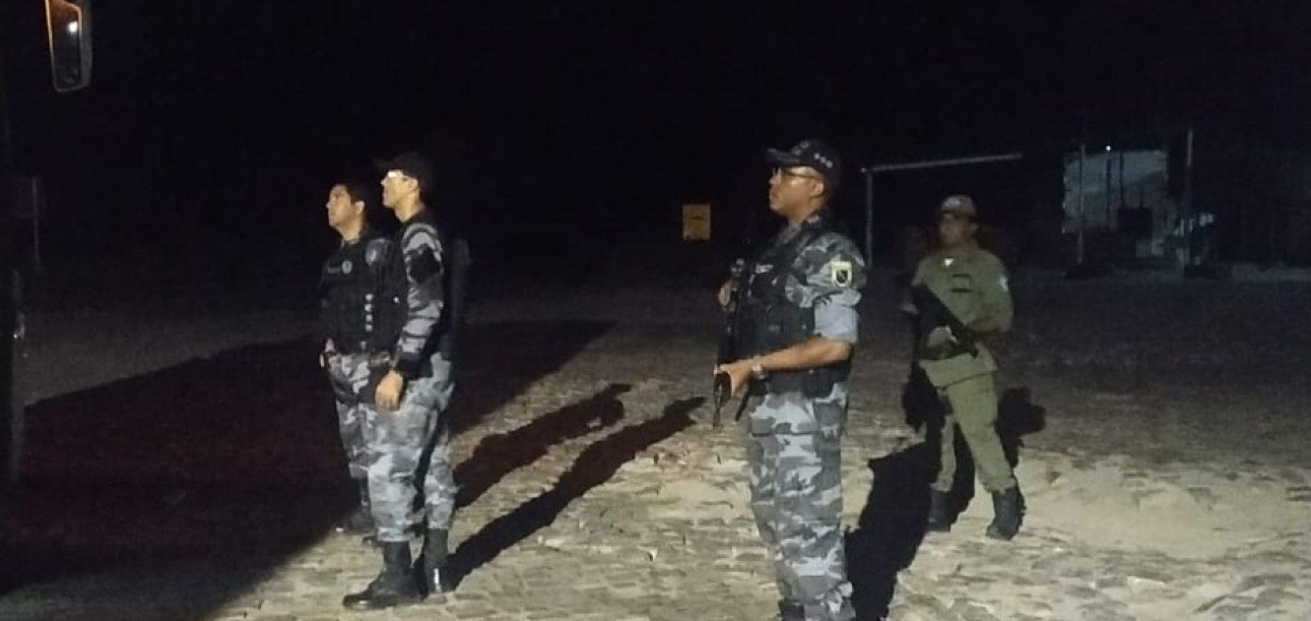PM de Paulistana prende homem na BR-407 em Acauã, por porte ilegal de arma de fogo