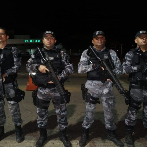 Polícia de Paulistana prende foragido da justiça de Salvador – BA
