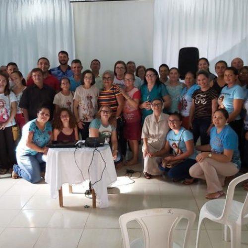 Paróquia Nossa Senhora da Conceição de Bocaina realiza Assembleia de Pastoral Paroquial de 2020