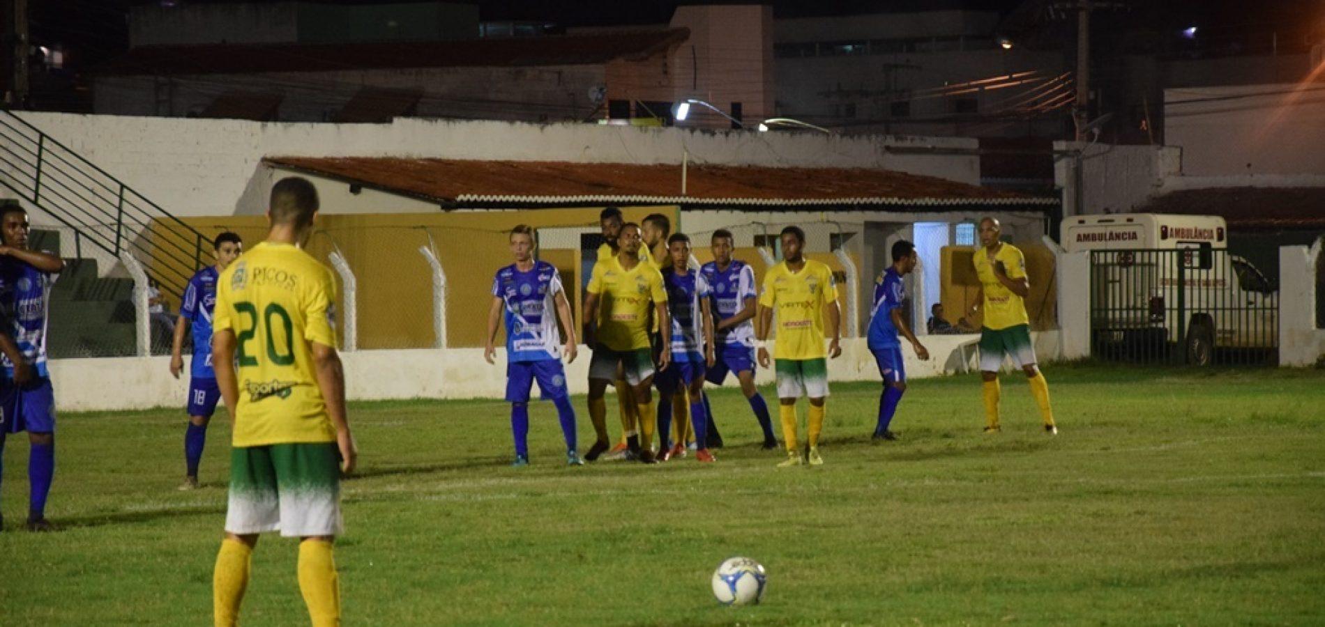 PICOS | Em amistoso, nova equipe da Sep goleia time do Crato-CE em 3 a 0