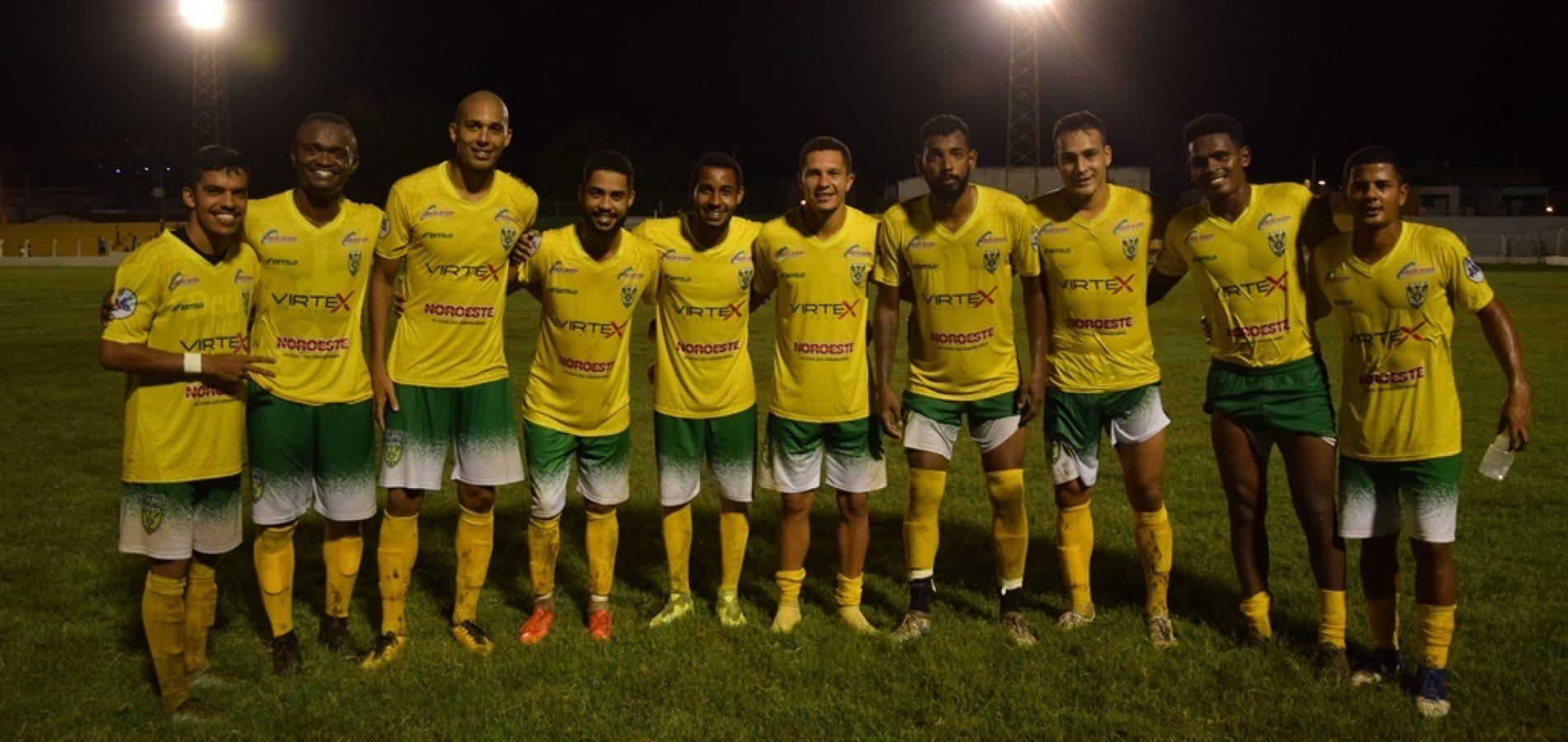 SEP vence segundo amistoso de preparação para o Campeonato Estadual