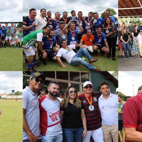 Comemoração dos 41 anos da APPM reúne dezenas de prefeitos do Piauí; AMVI vence 1º Torneio Integrado