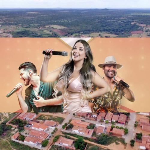Festividades do aniversário de 24 anos de Caridade do Piauí tem início amanhã (25)