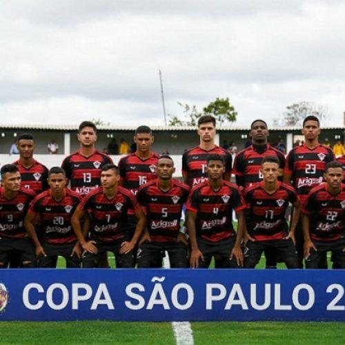 Com gol de jovem jogador de Jaicós, Atlético-CE vence na estreia da Copa São Paulo de Futebol Júnior