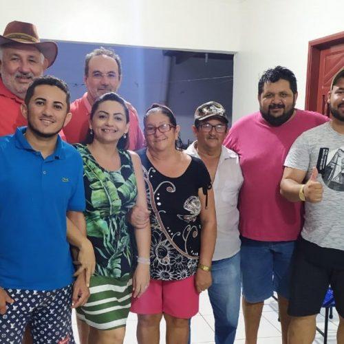 ALAGOINHA | Através do vereador Luisão, grupo do prefeito Jorismar Rocha recebe mais uma adesão. Veja!