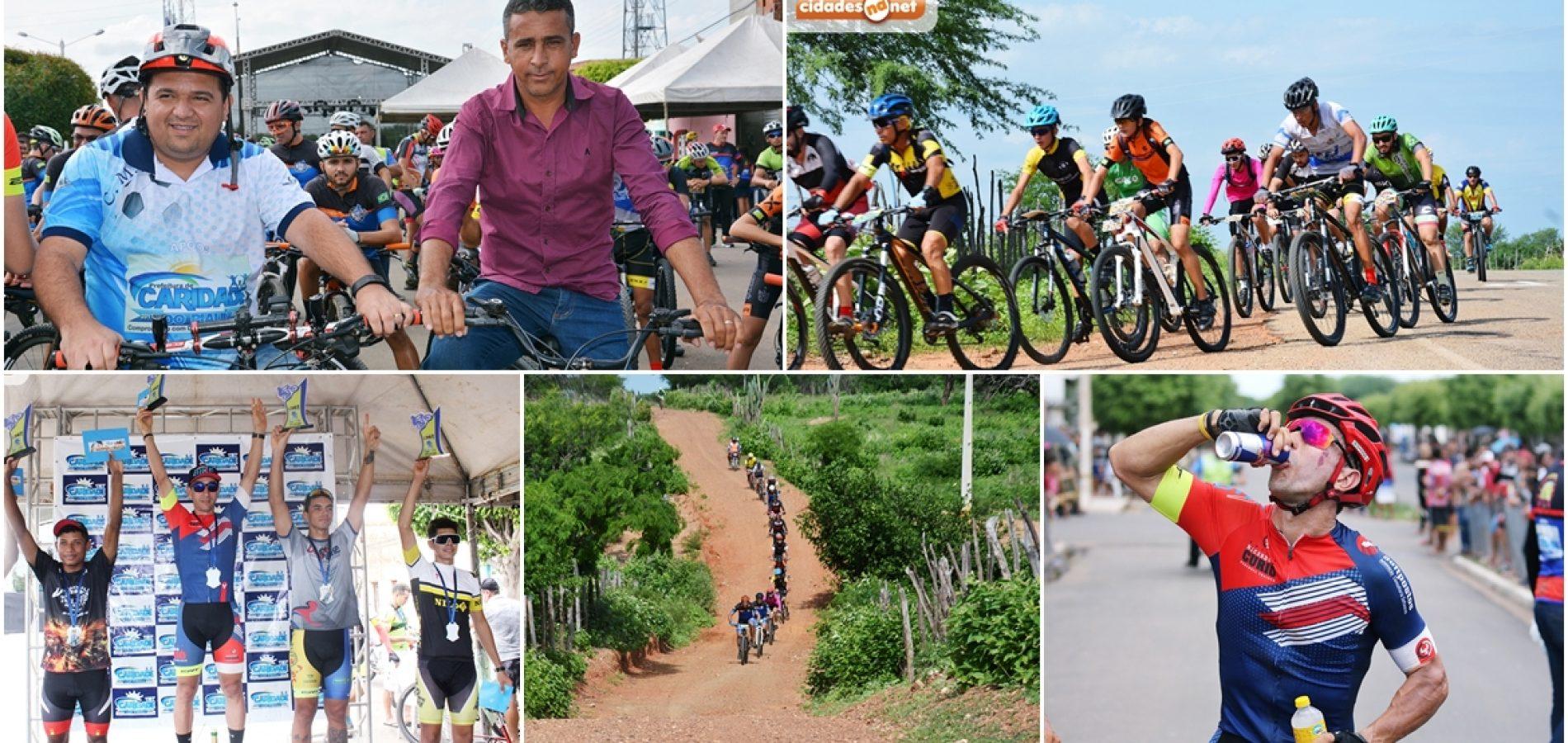 Confira as fotos do II Bike Test 2020 de Caridade do Piauí