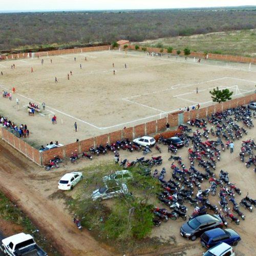 Serrano e Km 80 disputam a final do Campeonato de Futebol de Campo Grande do Piauí