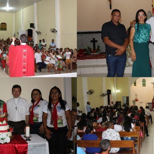 Católicos de Vera Mendes celebram a festa de São Sebastião; fotos
