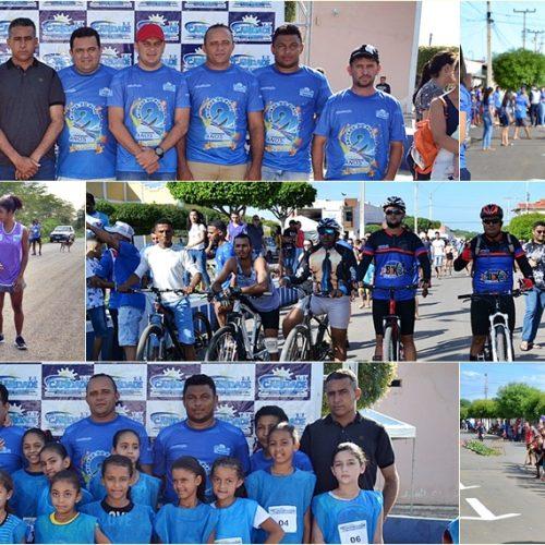 CARIDADE 24 ANOS | Veja fotos das maratonas e do ciclismo local