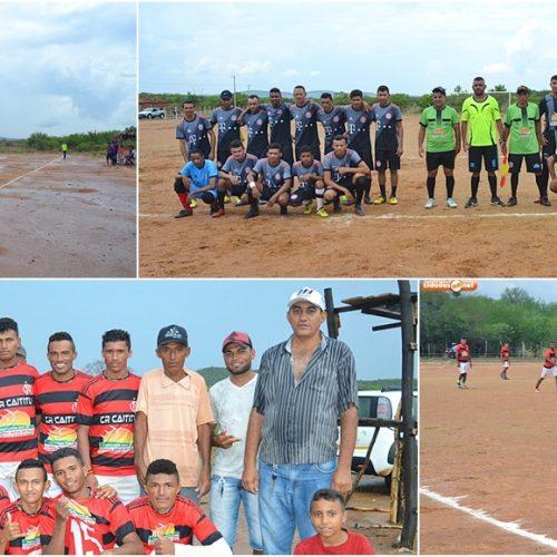 Prefeitura de Curral Novo do Piauí promove torneio de futebol masculino
