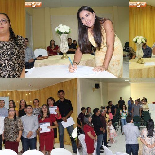 Novos conselheiros tutelares são empossados em Caldeirão Grande do Piauí