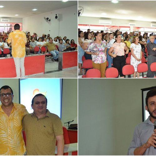 SIMÕES | Saúde promove palestras sobre Inteligência Emocional e novo modelo de financiamento da Atenção Primária