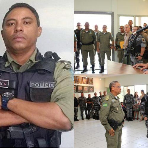 Major Felix é empossado novo comandante do 20º Batalhão da Polícia Militar de Paulistana