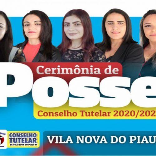 Conselheiras Tutelares de Vila Nova do Piauí tomam posse nesta quinta-feira (09)