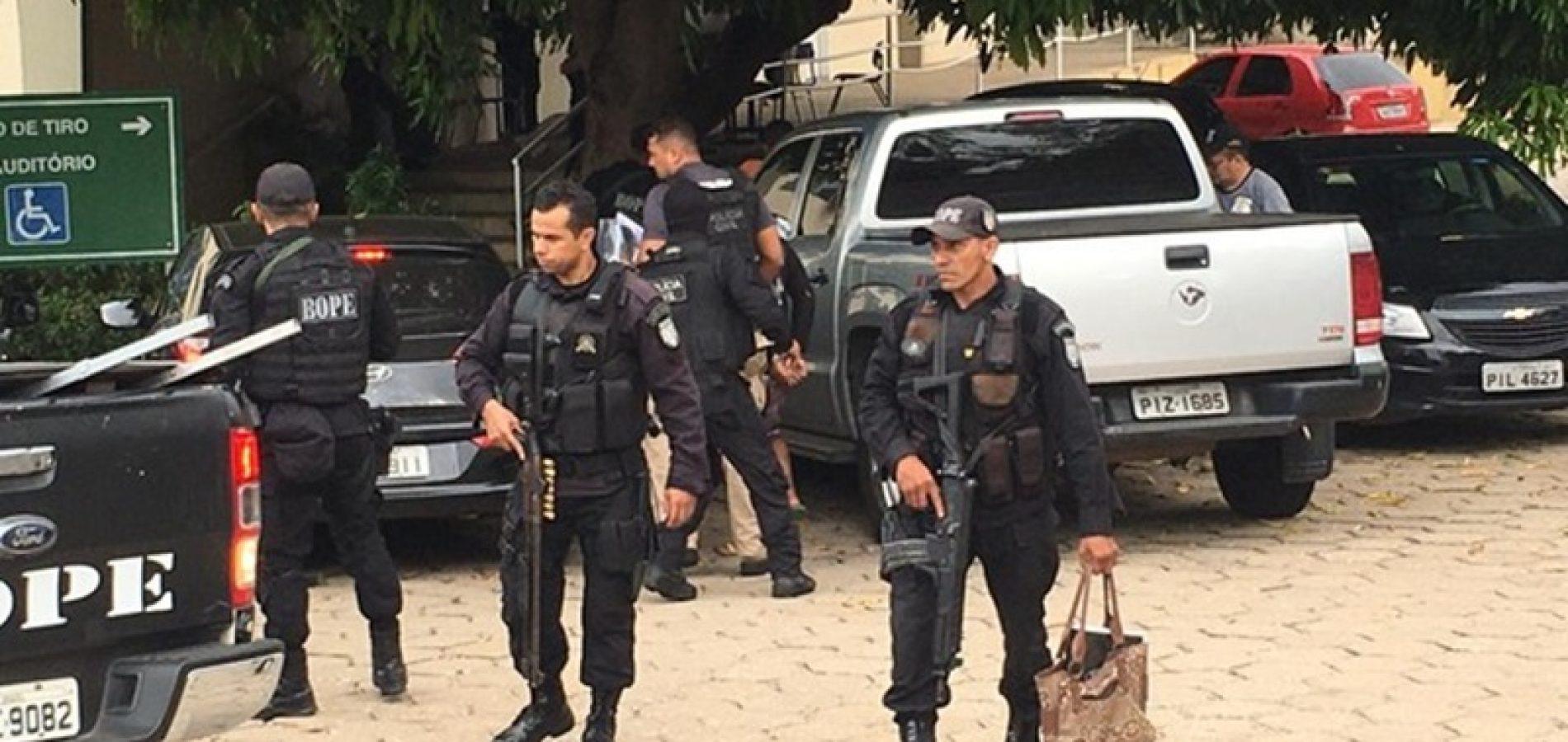 Operação Codinomes prende membros de facções criminosas no PI, MA e SP