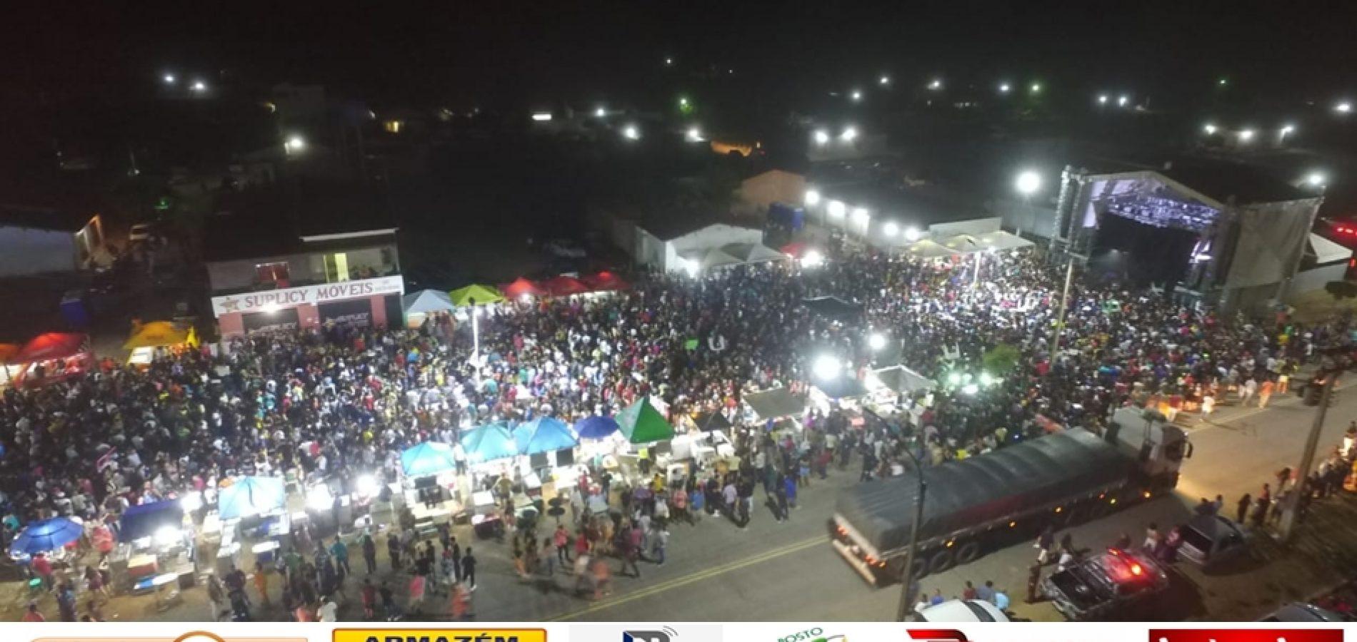Veja as fotos dos shows comemorativos ao aniversário de 26 anos de Campo Grande do Piauí