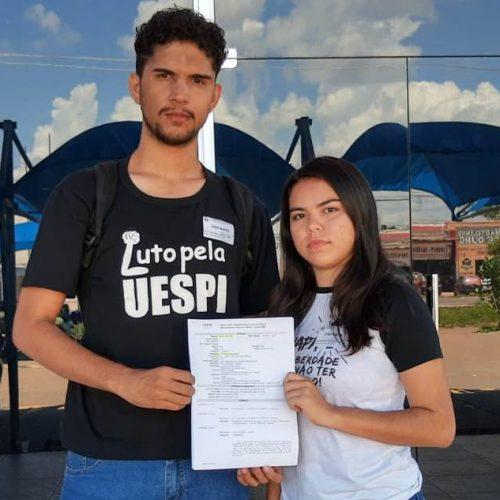 DCE denuncia situação precária da Uespi de Picos ao Ministério Público