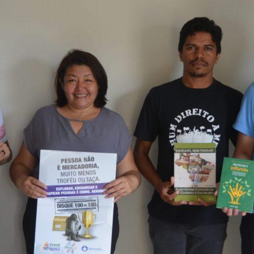 """PICOS   Membros da Rede """"Um Grito Pela Vida"""" articulam atividades para 2020"""