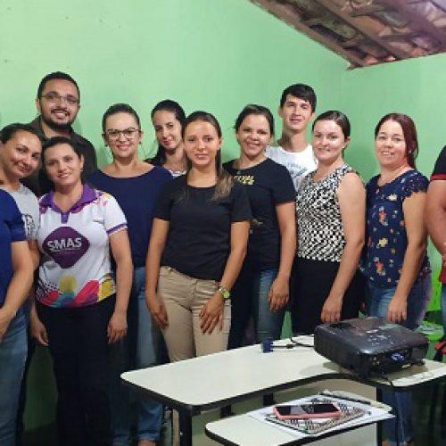 Conselheiros tutelares e suplentes participam de capacitação em Santana do Piauí