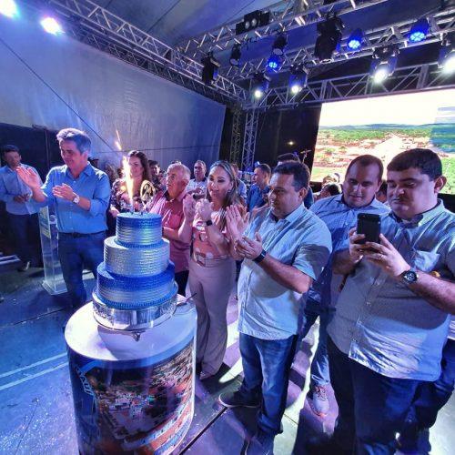 CARIDADE 24 ANOS | Veja fotos das inaugurações, corte do bolo, recepção e da festa do aniversário