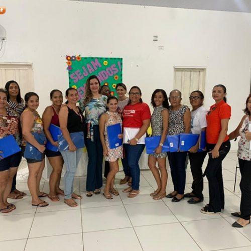 JAICÓS | Secretaria de Saúde realiza capacitação com técnicas em enfermagem sobre Indicadores de Desempenho