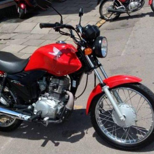 Mototaxista recupera moto roubada em Picos