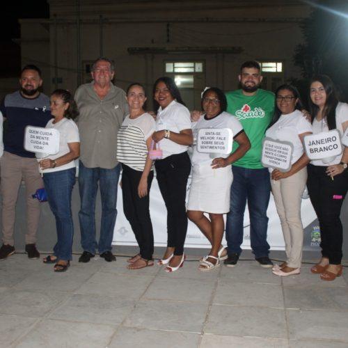 Saúde de Picos realiza evento em alusão ao dia D do Janeiro Branco
