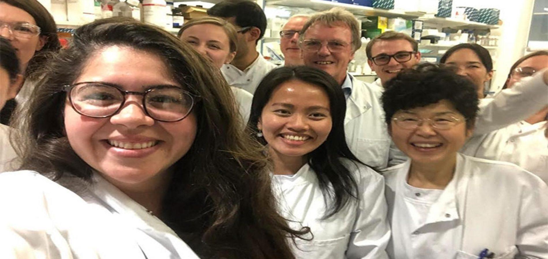 Piauiense que integra equipe do Prêmio Nobel vai continuar pesquisa sobre o câncer
