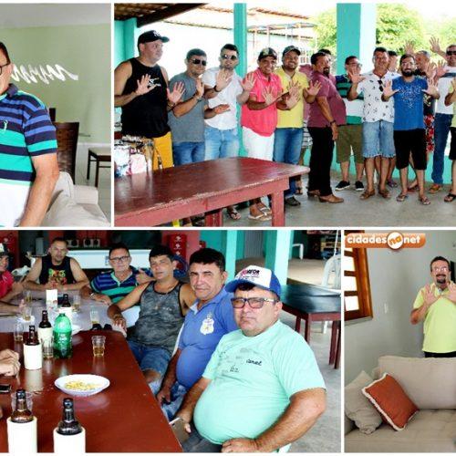 Em Francisco Macedo, ex-candidato a vice-prefeito rompe com a oposição e adere ao grupo do prefeito Nonato