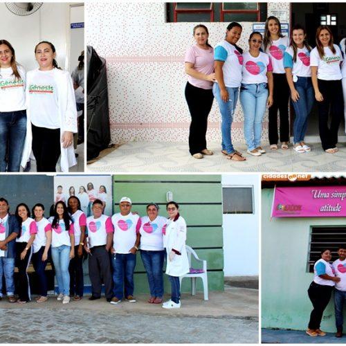 ALEGRETE | Saúde realiza 1ª etapa da campanha 'Alegrete Colorido' e beneficia 363 homens. Veja!