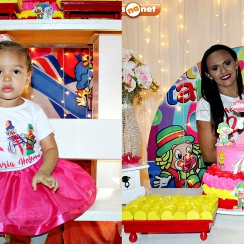 GENTE EM EVIDÊNCIA | Familiares e amigos da Maria Helena comemoram aniversário em Vila Nova; veja fotos